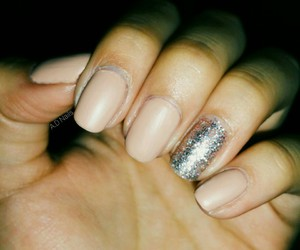 fancy, nailobsession, and glitter image
