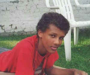 stromae and young image