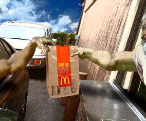 McDonalds, god, and funny image
