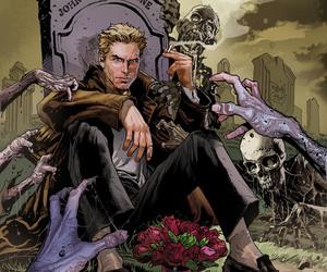 Constantine and hellblazer image