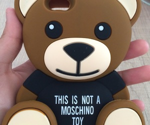bear, iphone, and case image