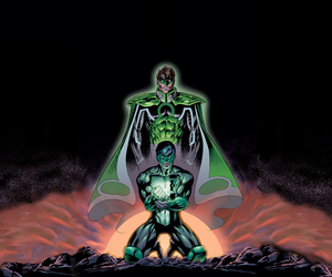 DC, green lantern, and linterna verde image