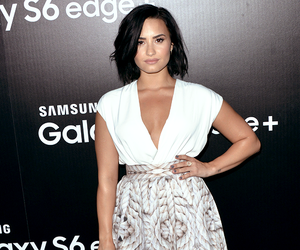 demi lovato and style image