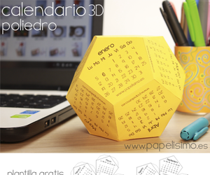 calendario and diy image