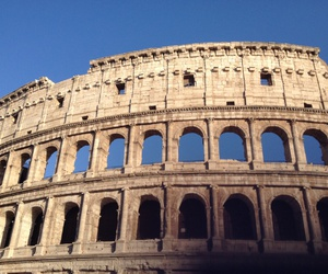 colosseo, cultura, and italia image