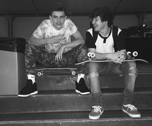 aaron carpenter and hayes grier image