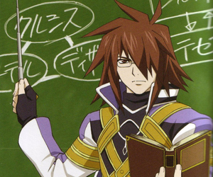 kratos, tales of symphonia, and tales of image
