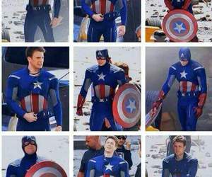 america and chris evans image