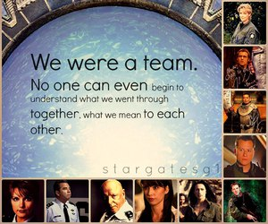 family, stargate, and team image