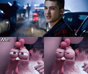 teen wolf, cody christian, and theo image