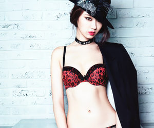 body, bra, and kpop image