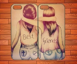 case, friends, and best friends image
