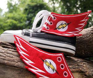 converse, flash, and sneakers image