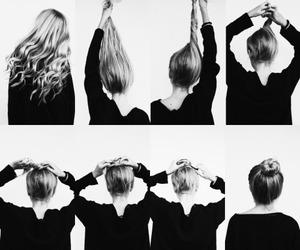 hair, peinados, and peinados paso a paso image