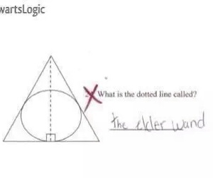 funny, harry potter, and test image