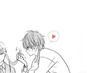 sweet, SAO, and heart image