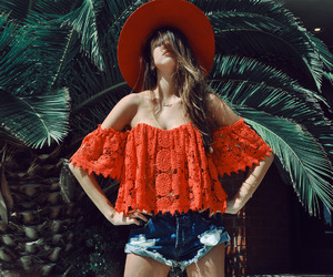 style, girl, and summer image