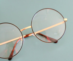 glasses, aesthetic, and harry potter image