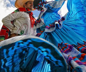 dancers, folklore, and mexican image