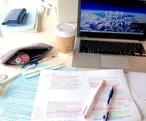 study, book, and homework image