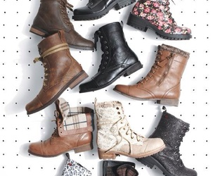 shoes and combatboots image