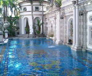 pool, water, and luxury image