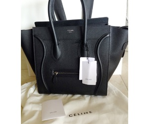 bags, luxury, and celine image