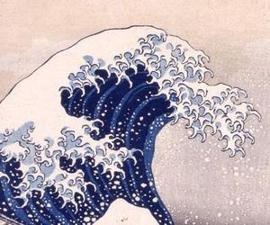 artist, fuji, and hokusai image