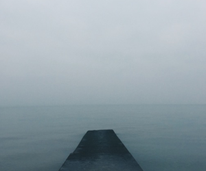grunge and ocean image