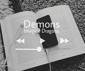 demon, music, and imagine dragons image