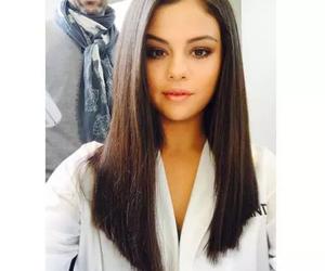 selena gomez, selena, and hair image