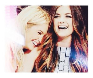 pll, girls, and lucy hale image