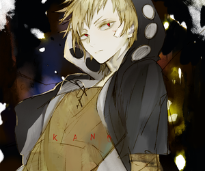 anime boy, mca, and mekaku city actors image