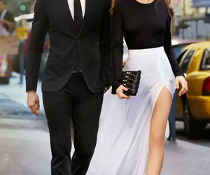 model, couple, and cara delevingne image