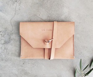 bag, style, and peach image