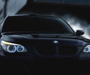 bmw, car, and fast image