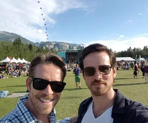 captain hook, sean maguire, and colin o'donoghue image