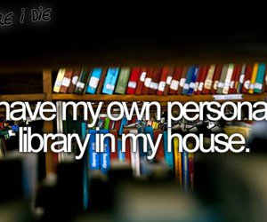 before i die and library image