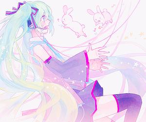 kawaii, anime, and hatsune miku image