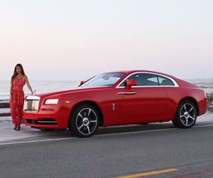 lydia, rolls royce, and luxury dreams image
