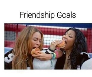 friends and friendship goals image
