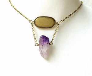 accessories, amethyst, and bohemian image