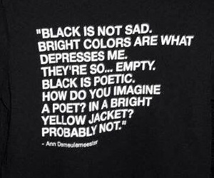 black, grunge, and quote image