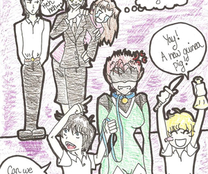 funny, artemis fowl, and holly short image