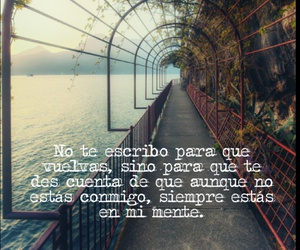 quotes, frases de amor, and spanish quotes image