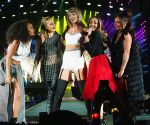 Taylor Swift, little mix, and jesy nelson image