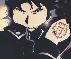 wallpaper, roy mustang, and fmab image