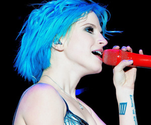 band, rock band, and hayley williams image