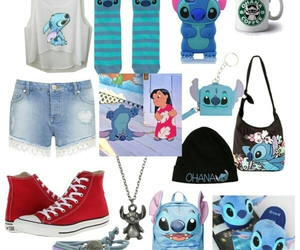 disney, lilo, and outfit image