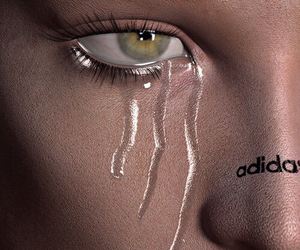 adidas, aesthetic, and crying image